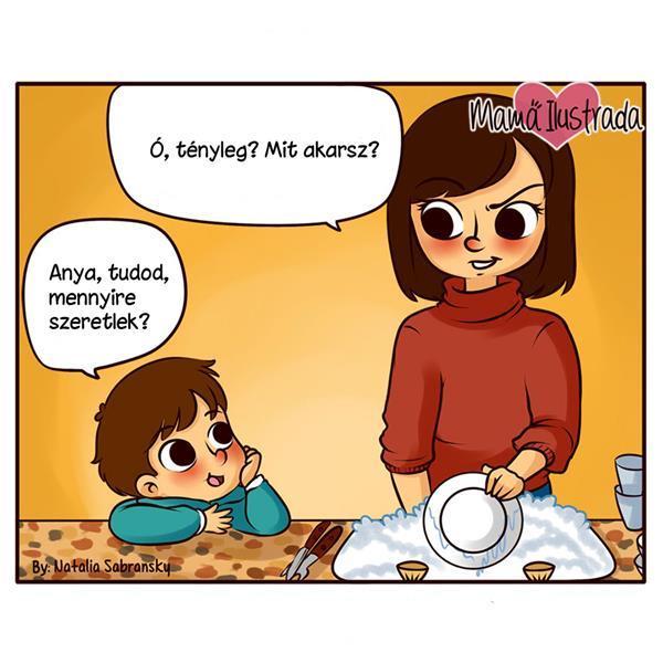 5 viccesen igaz kép az anyaságról - IgenÉlet.hu