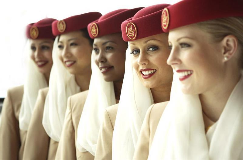 A stewardess-megjelenés a sikeres állásinterjú titka?