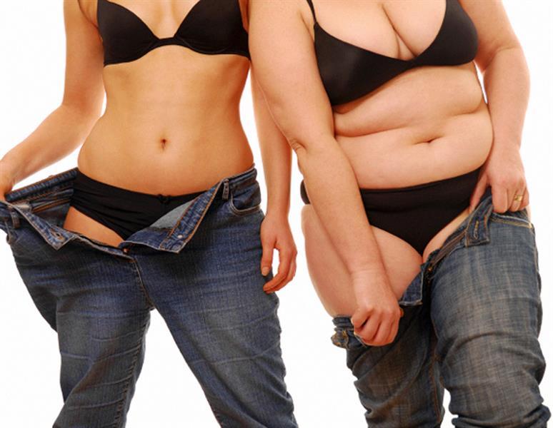 Aki kövéren boldogtalan, az soványan is az lesz