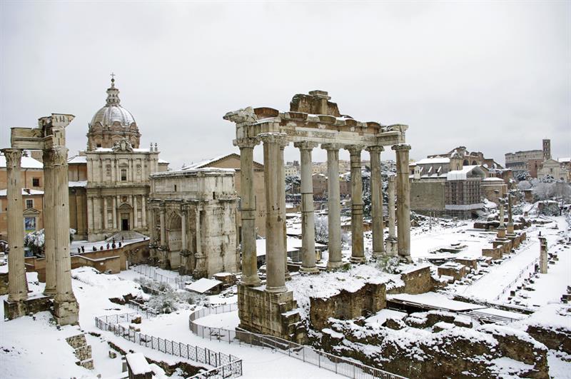 Az este verse - Nemes Nagy Ágnes: Róma