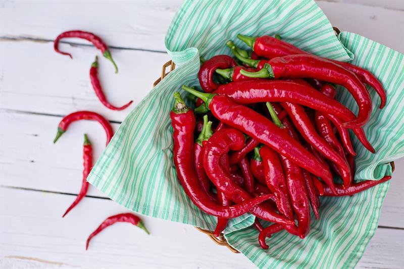 Csíp, rúg, harap, mégis imádjuk: a csípős paprika