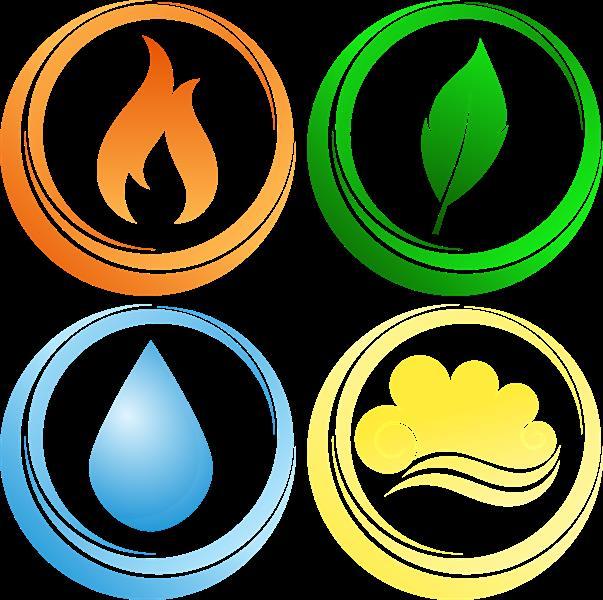 Így szabadít meg a négy őselem a bánattól