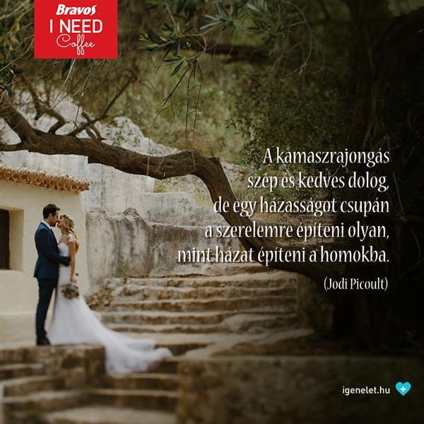 Mire épülhet egy házasság?