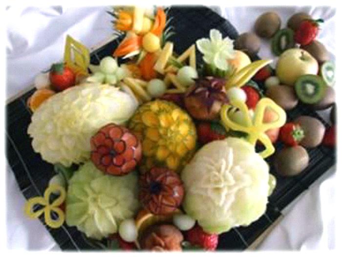Művészet a tányéron - Tanács Attila ételszobrásszal beszélgettünk