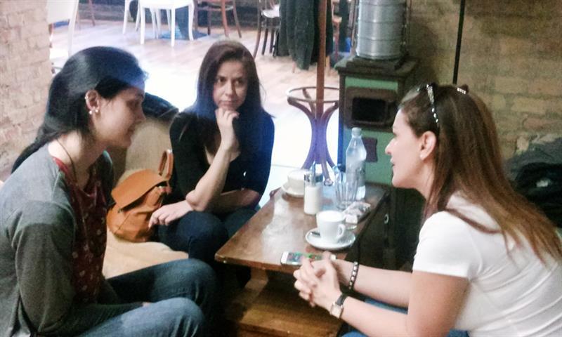 Nem számít a fogyatékosság, a tehetség a szívben lakozik - a Nem Adom Fel Cafeban jártunk (Felidéző)