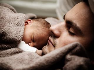A babával apa is születik