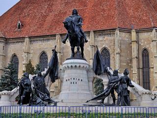 A magyarok a román Corvin Mátyást tartják a legnagyobb királyuknak!