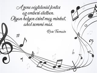 A zene csodája