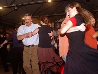Az életben is ki kell néznünk egy fix pontot, ahogy a táncban