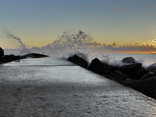 Az este verse - Békássy Éva: A tenger fölött