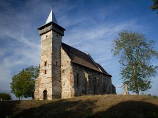 Az este verse - Jékely Zoltán: A marosszentimrei templomban