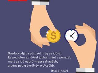 Az idő és a pénz