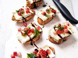 Bea falatkái, avagy variációk sajtra