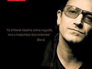 Bono a hatalomról