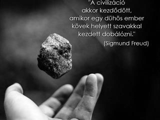 Freud nagyon nagy bölcsessége