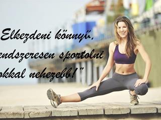 IGENélet tipp: Így vedd rá magad a sportolásra