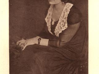 Kaffka Margit, a szuverén nő