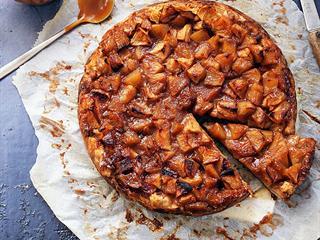 Maradékból csodát: almás kenyérpuding