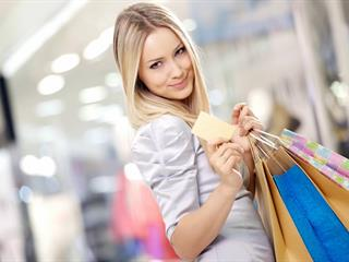Shoppingünnep kuponkirálynőknek