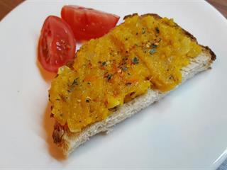 Tökre bírjuk: sütőtökös szendvicskrém - Felidéző