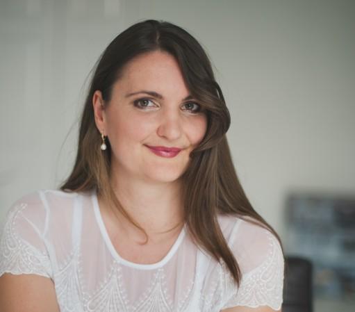 Bimbó Melinda klinikai szakpszichológus (fotó: Petrilla Szabolcs)
