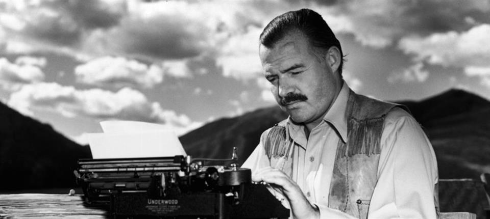 Ernest Hemingway a tehetségtelenségtől rettegett